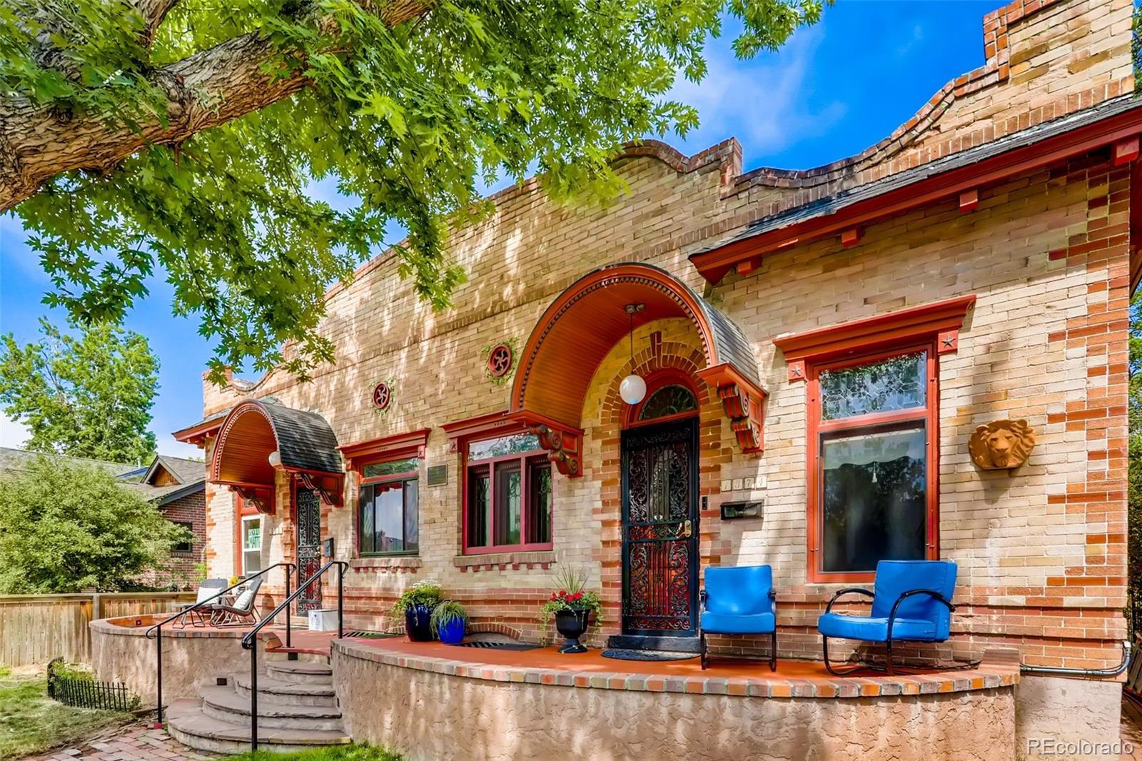 1374 S Pennsylvania Street Property Photo - Denver, CO real estate listing