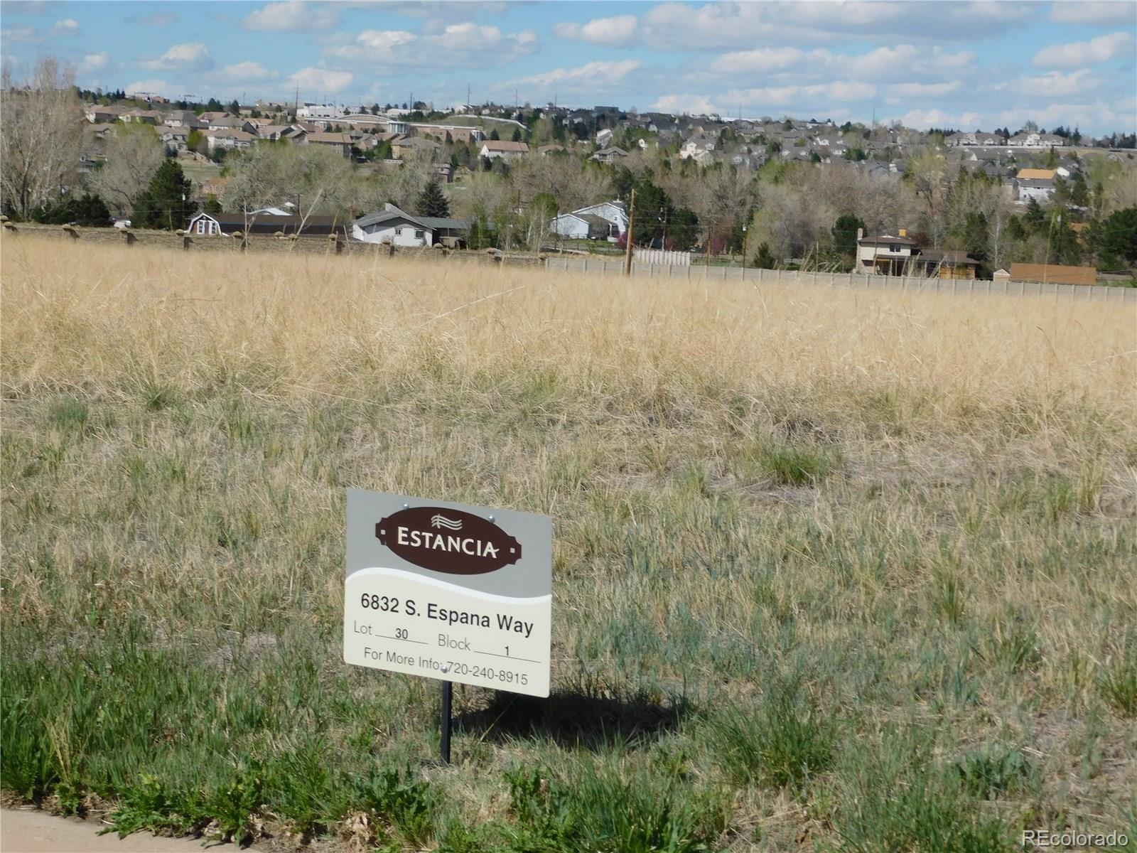 6832 S Espana Way Property Photo - Centennial, CO real estate listing