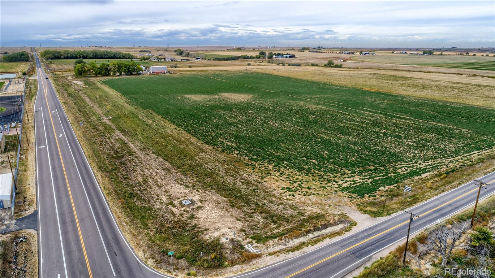28835 Highway 52 Property Photo - Keenesburg, CO real estate listing