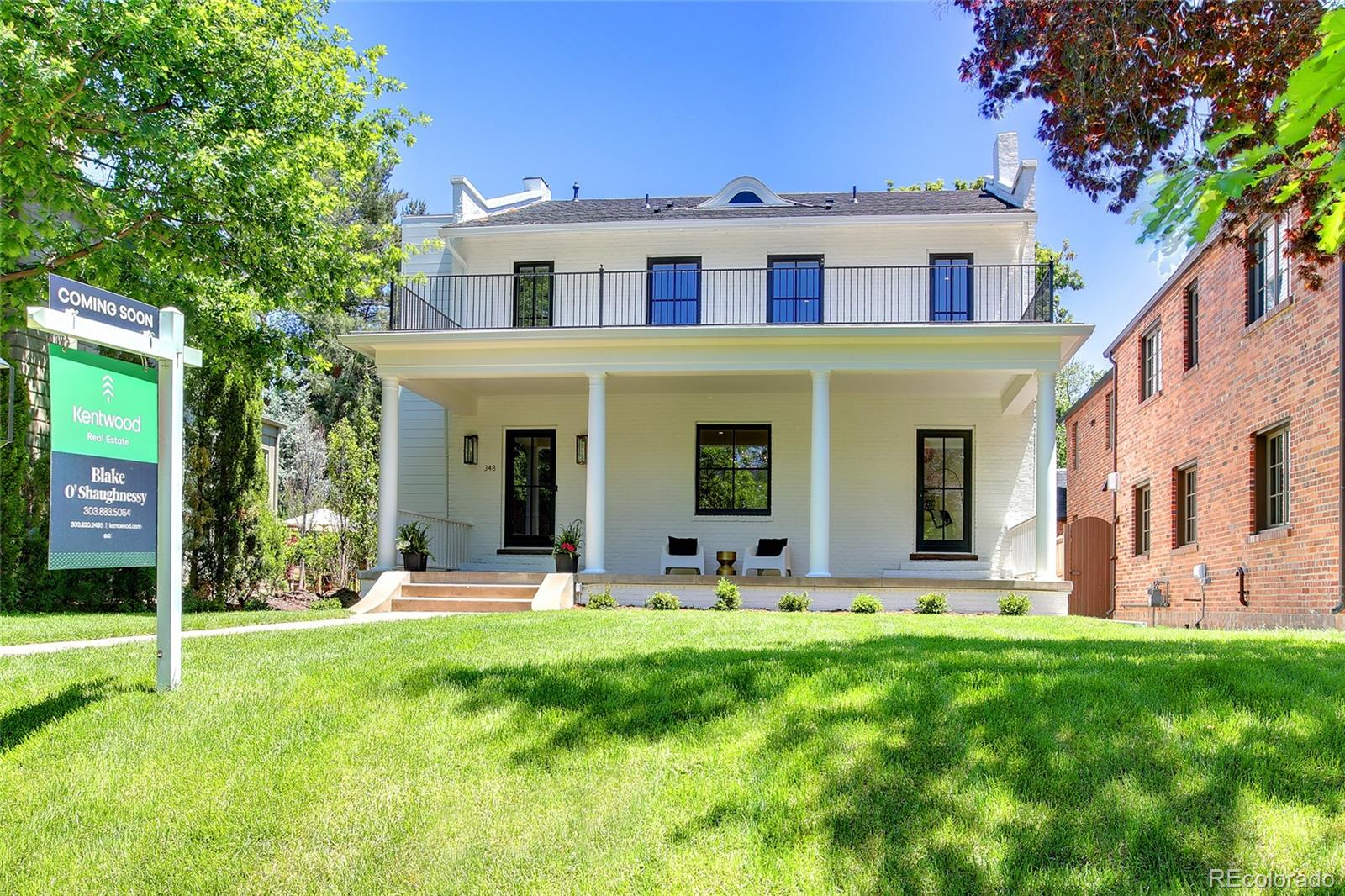 348 N Lafayette Street Property Photo - Denver, CO real estate listing