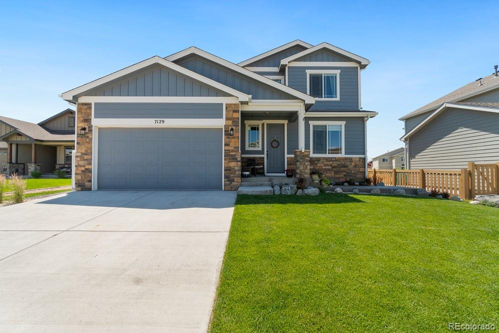 7129 Cottage Court Property Photo - Timnath, CO real estate listing