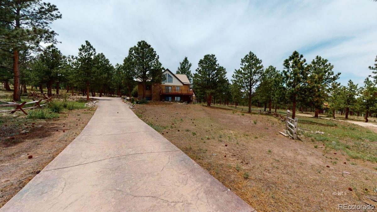 705 Shining Mountain Road Property Photo - Westcliffe, CO real estate listing