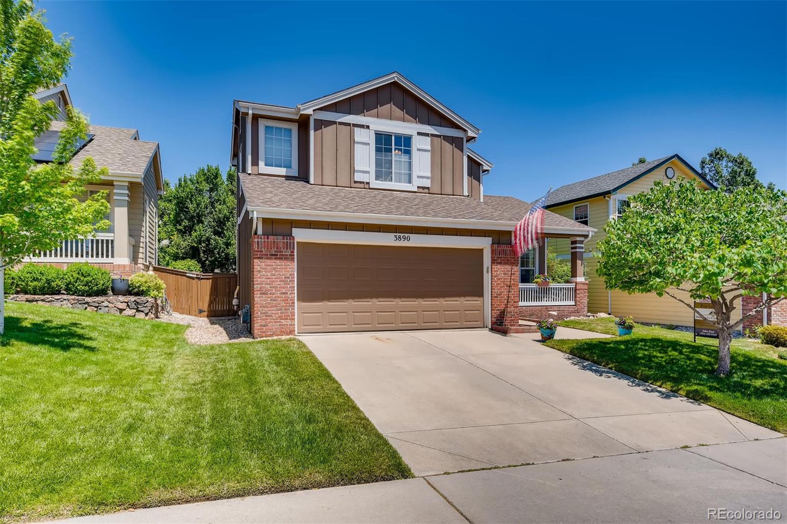 3890 Mallard Street Property Photo - Highlands Ranch, CO real estate listing