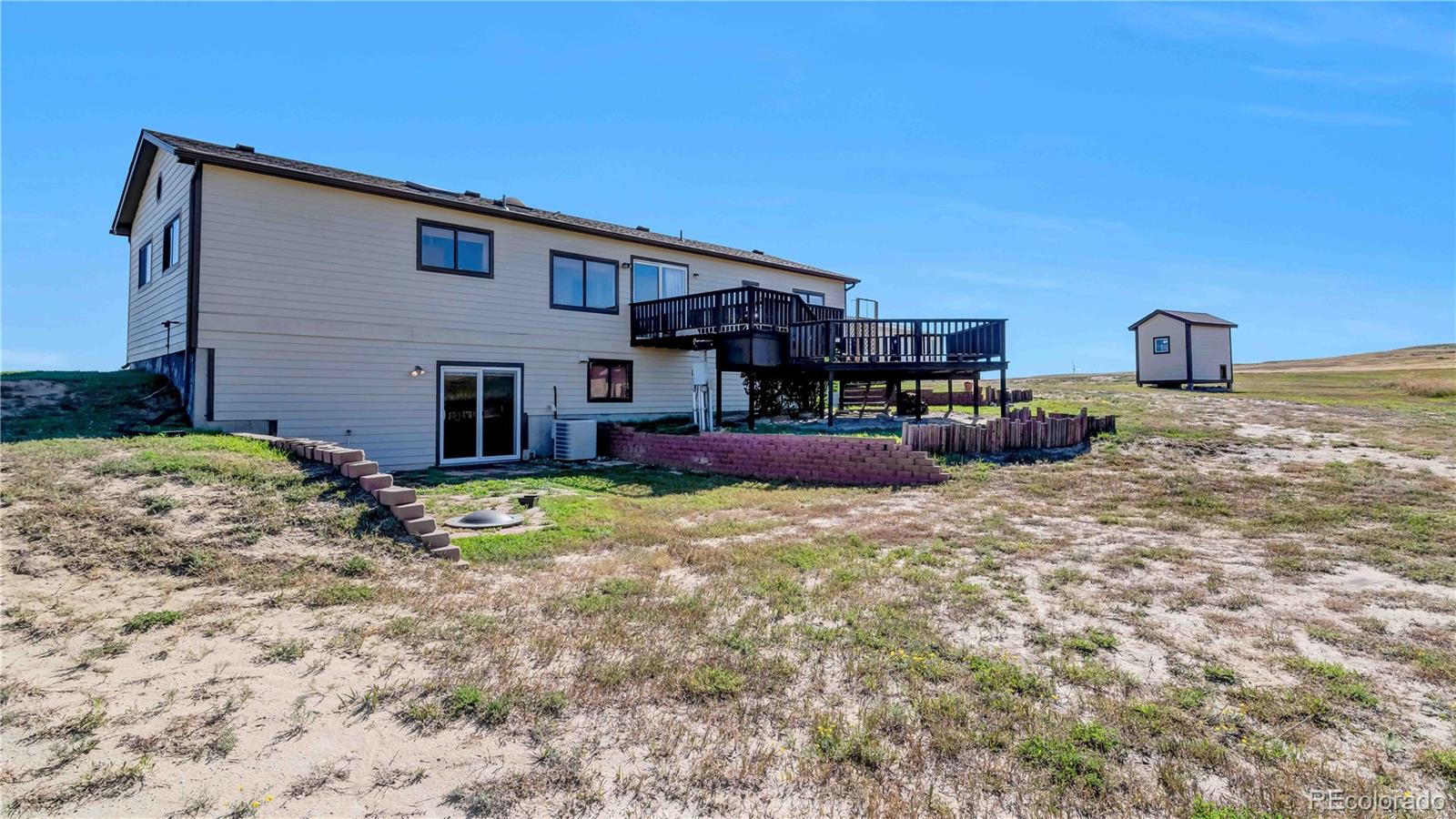29675 Paint Mine Road, Calhan, CO 80808 - Calhan, CO real estate listing