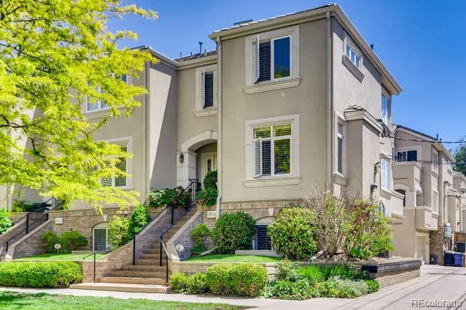 375 Josephine Street #D Property Photo - Denver, CO real estate listing