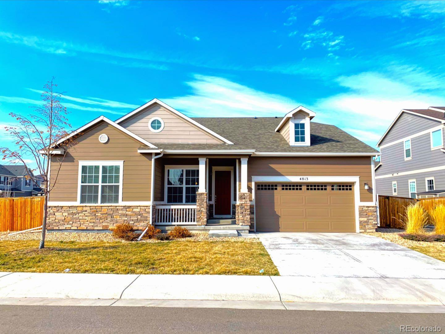 4813 E 142nd Place Property Photo - Thornton, CO real estate listing