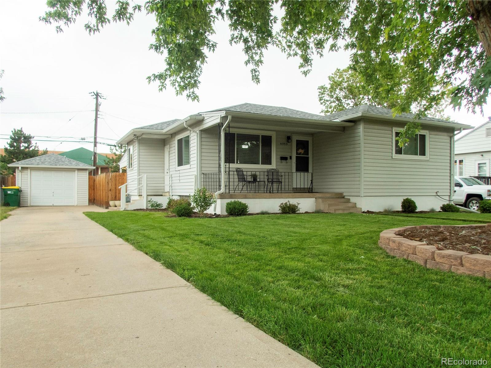 4993 S Sherman Street Property Photo - Englewood, CO real estate listing