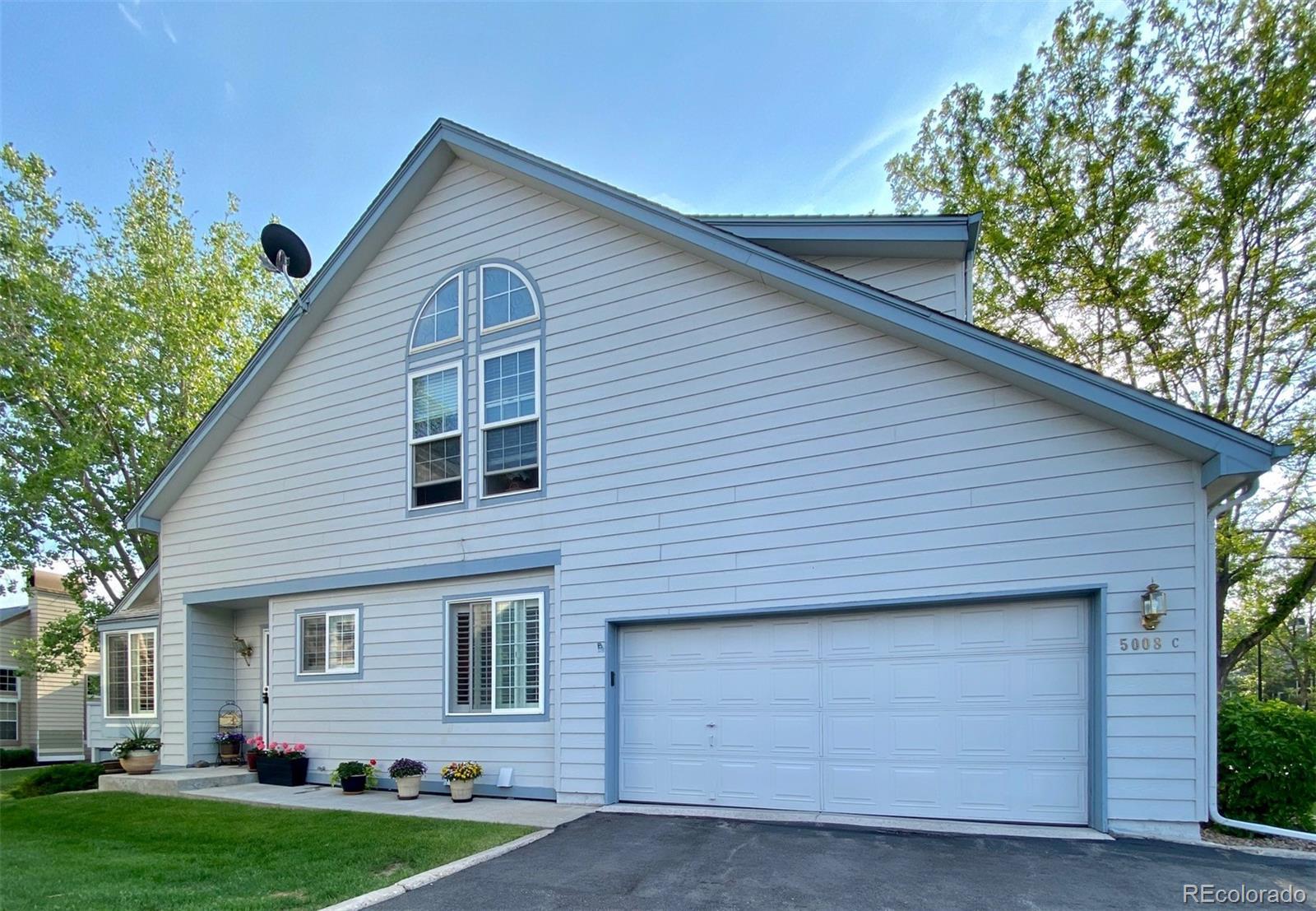 5008 S Nelson Street #C Property Photo - Littleton, CO real estate listing