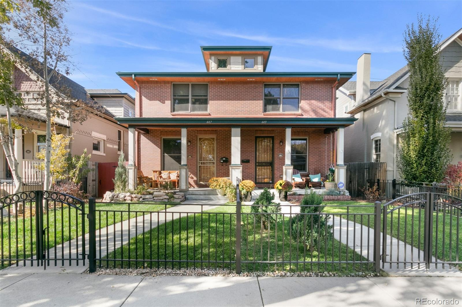 449 Pearl Street Property Photo - Denver, CO real estate listing