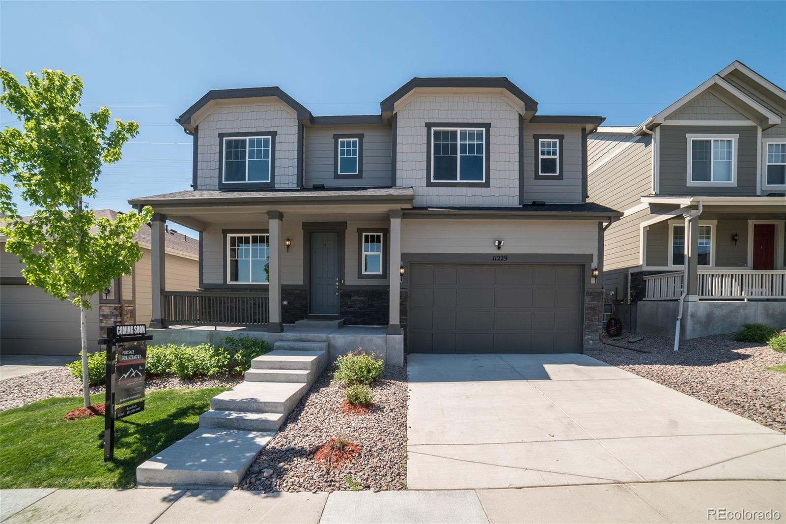 11229 Endeavor Drive Property Photo - Parker, CO real estate listing