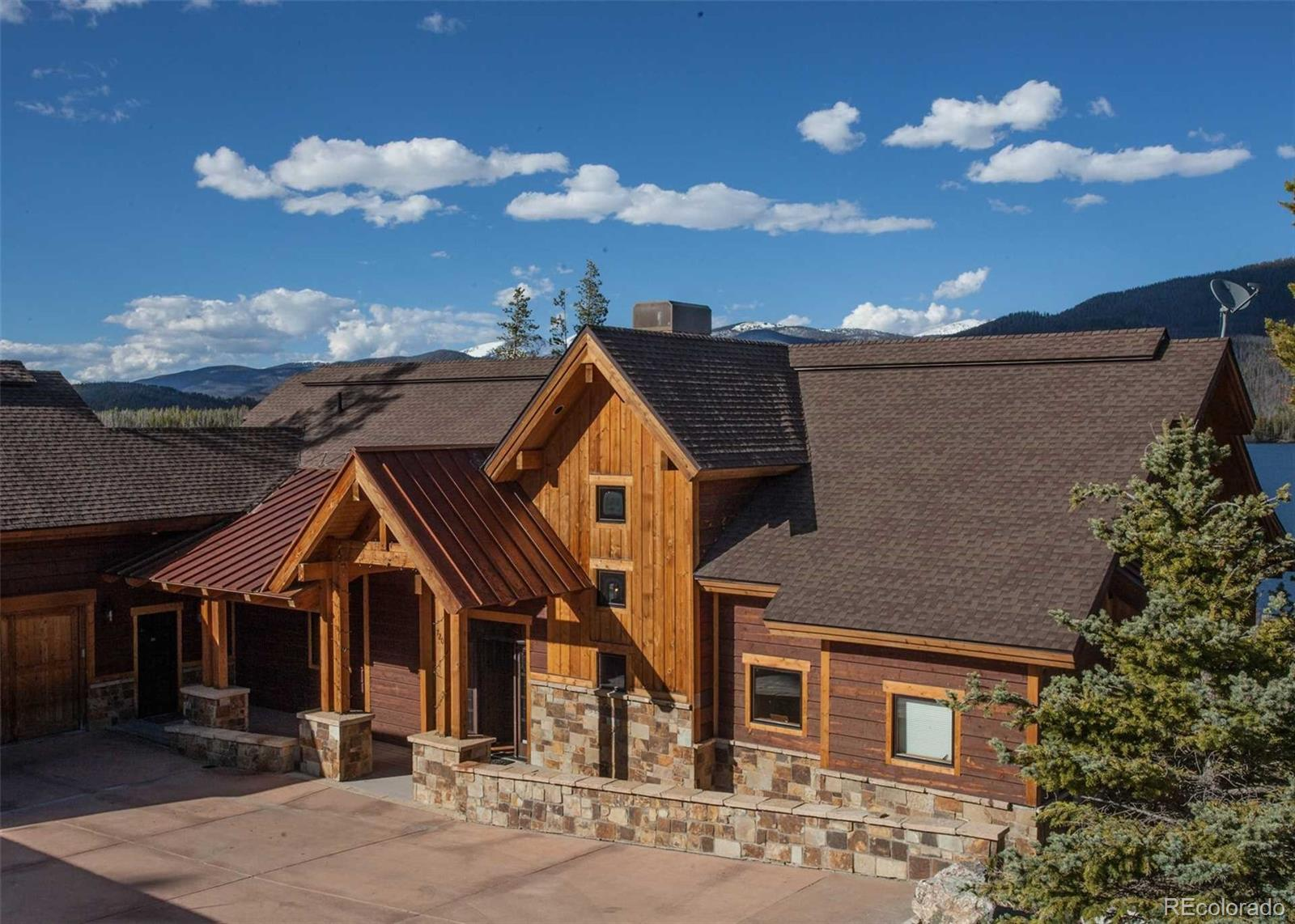 720 County Road 66 Property Photo - Grand Lake, CO real estate listing
