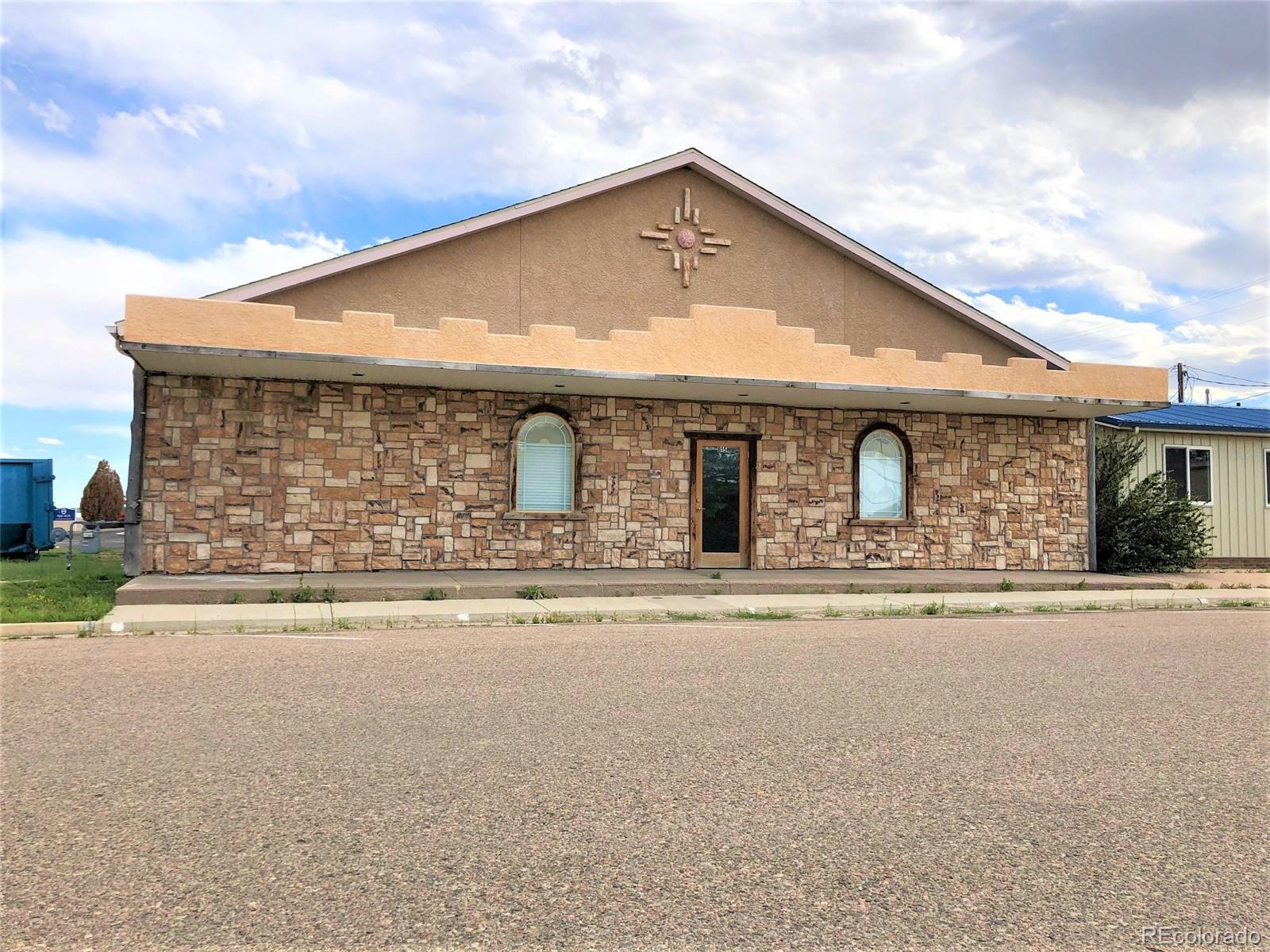 815 2nd Street Property Photo - Limon, CO real estate listing