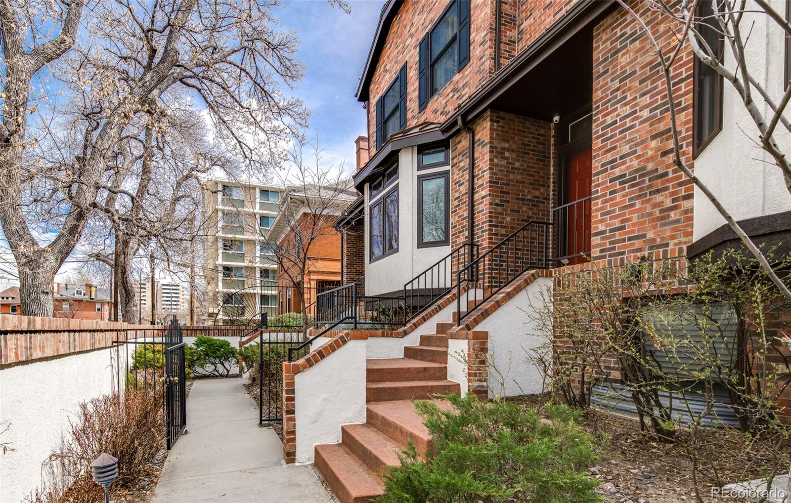 1290 N High Street #B Property Photo - Denver, CO real estate listing