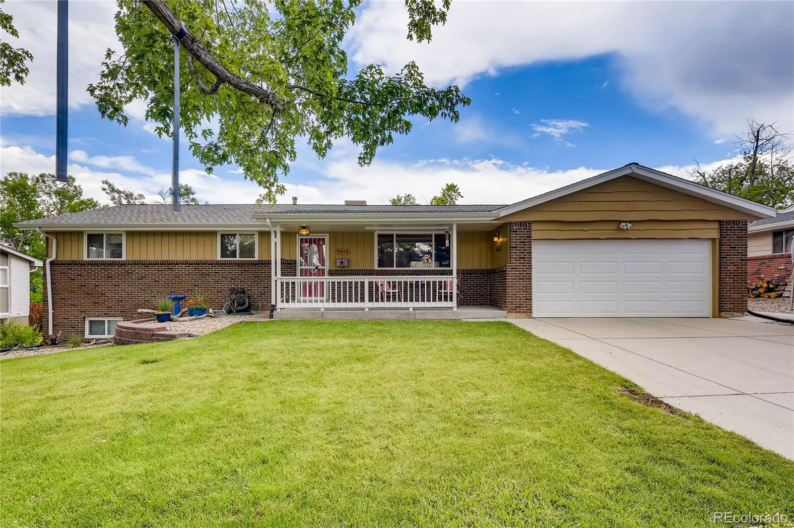 7972 S Jay Drive Property Photo - Littleton, CO real estate listing