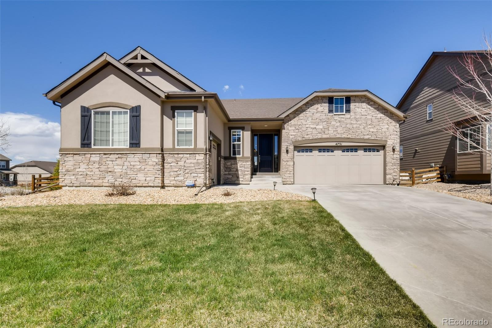 4791 S Riviera Street Property Photo - Centennial, CO real estate listing