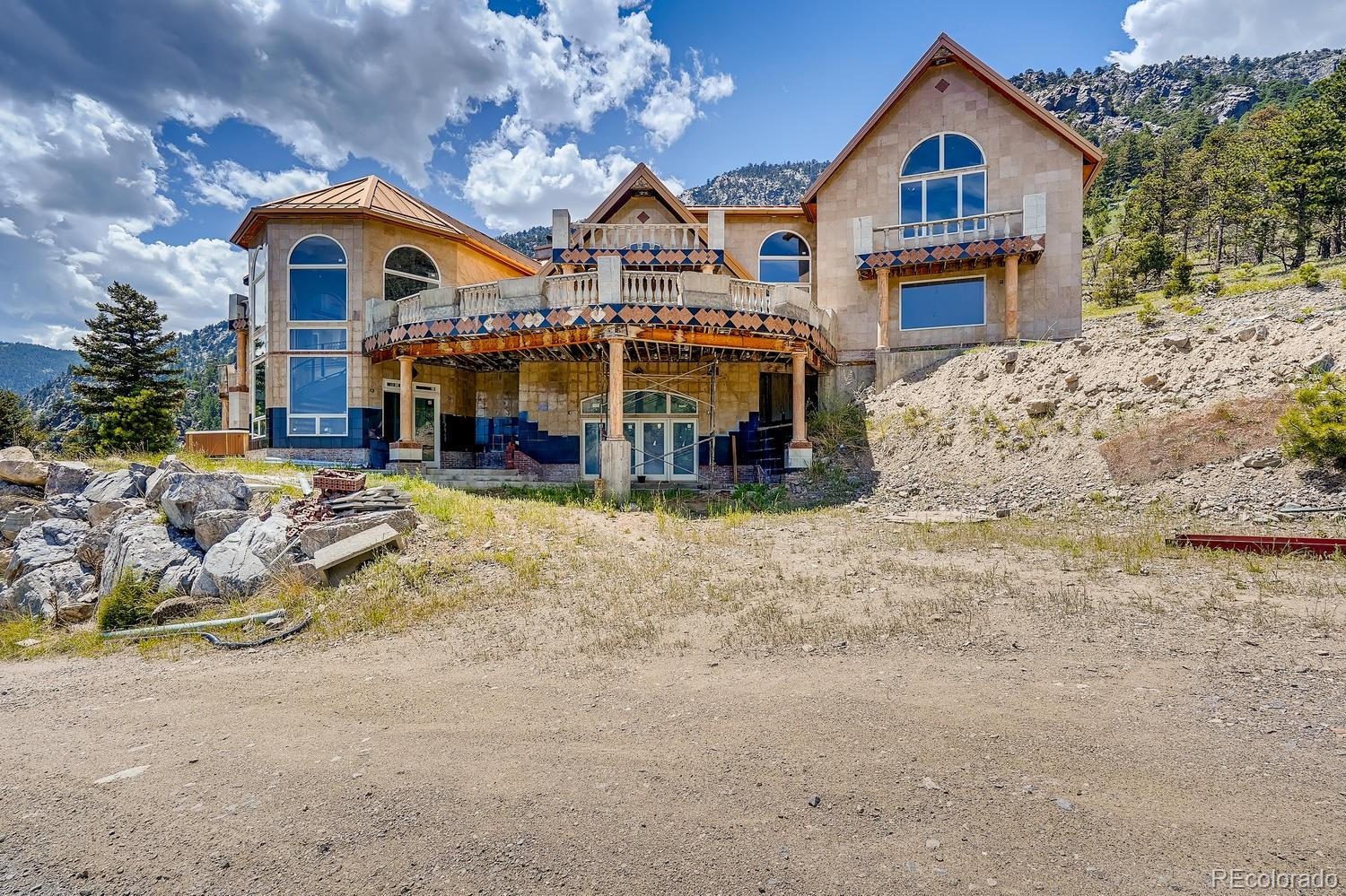 Coal Creek Canyon Real Estate Listings Main Image