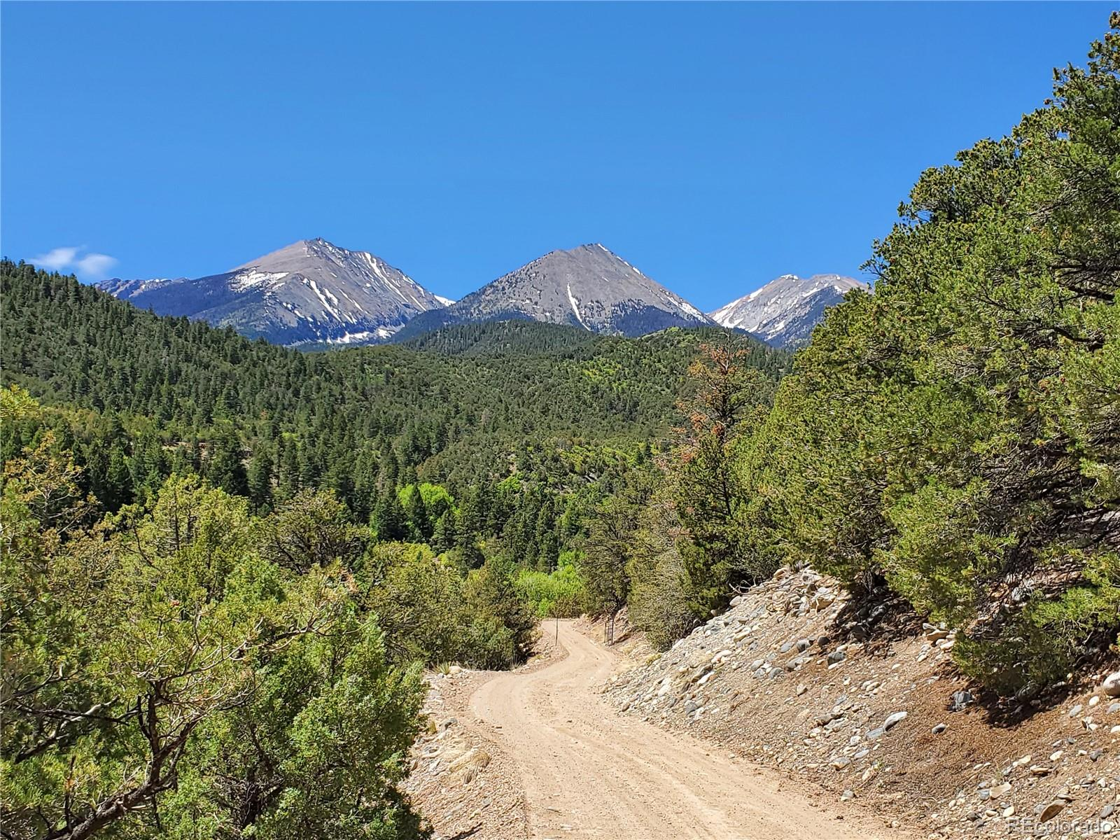 1603 County Road 48 Property Photo - Howard, CO real estate listing