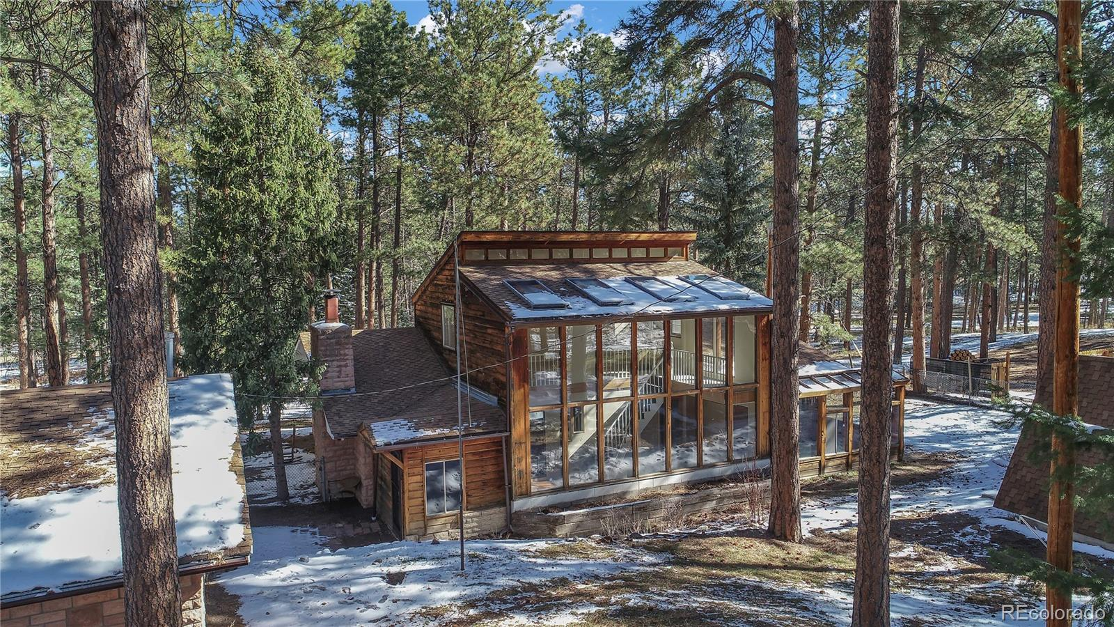 6735 Burrows Road Property Photo - Colorado Springs, CO real estate listing