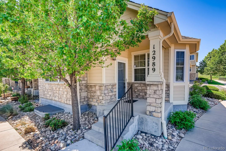 12989 W Burgundy Drive Property Photo - Littleton, CO real estate listing