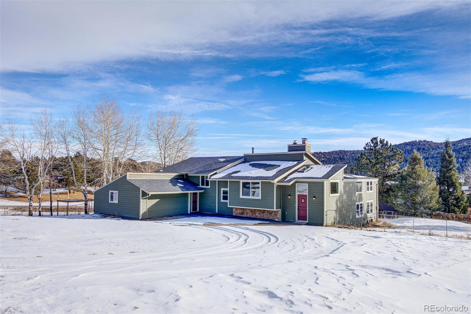 8386 S Custer Lane, Evergreen, CO 80439 - Evergreen, CO real estate listing
