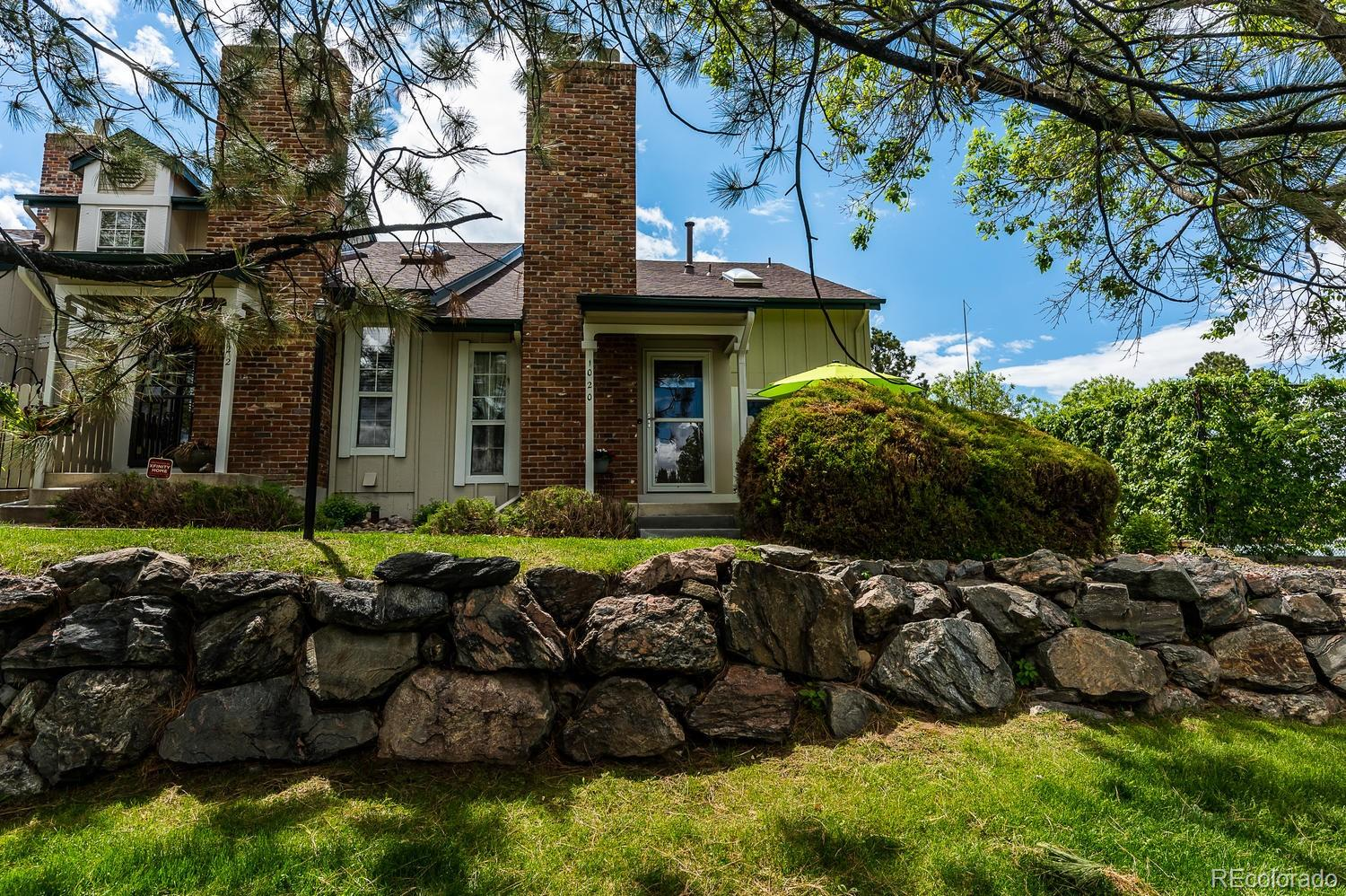 1020 S Fraser Way Property Photo - Aurora, CO real estate listing