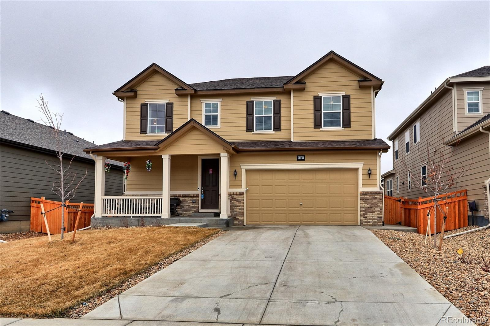 6217 Marble Mill Place, Frederick, CO 80516 - Frederick, CO real estate listing
