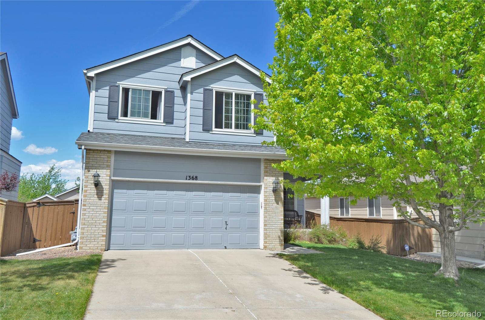 1368 Mulberry Lane Property Photo - Highlands Ranch, CO real estate listing