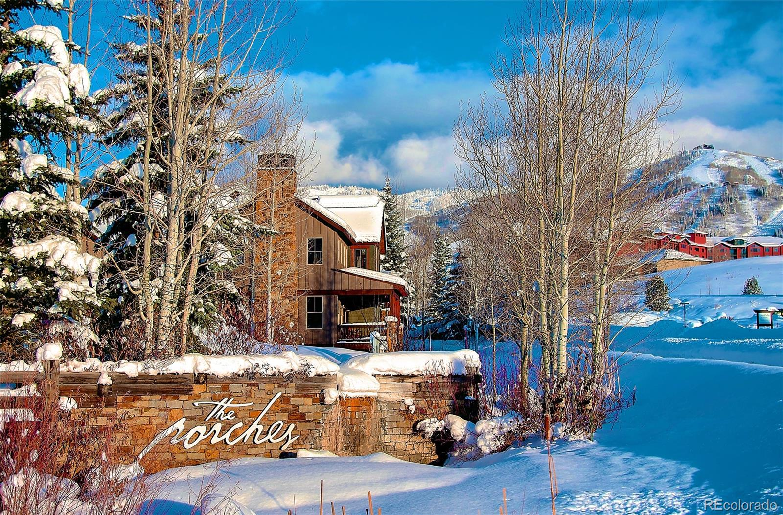 1331 Turning Leaf - Fractional Deed F Court Property Photo - Steamboat Springs, CO real estate listing