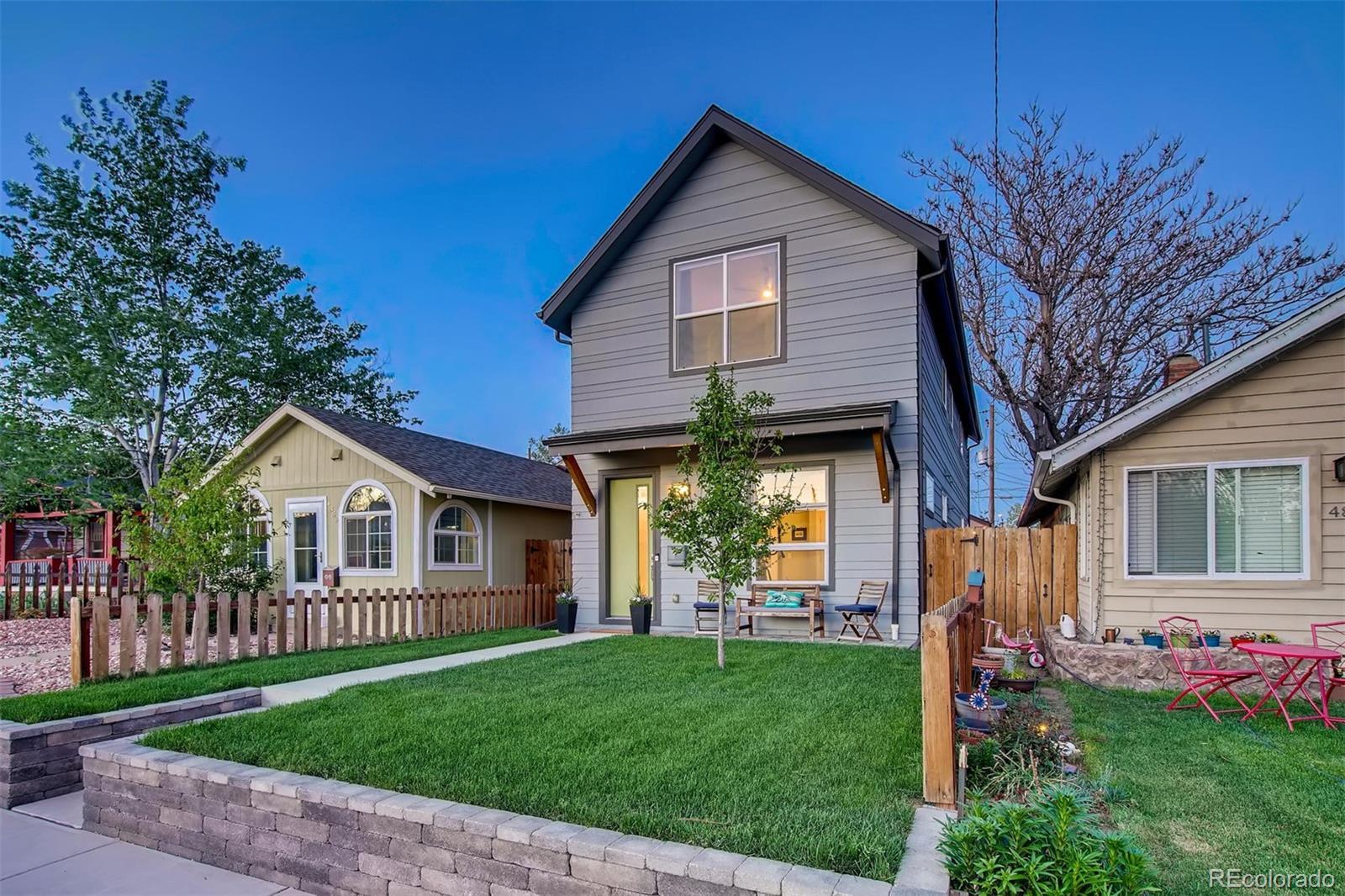 4848 King Street Property Photo - Denver, CO real estate listing