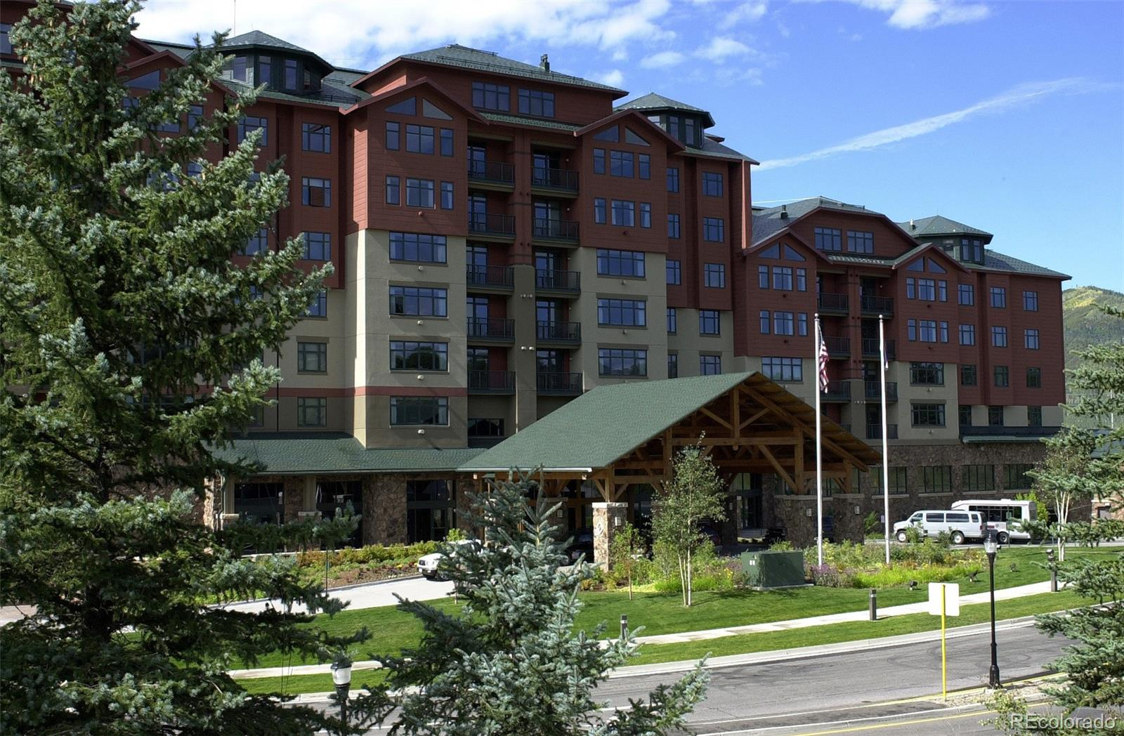 2300 Mt. Werner Circle 411/414 QI Property Photo - Steamboat Springs, CO real estate listing