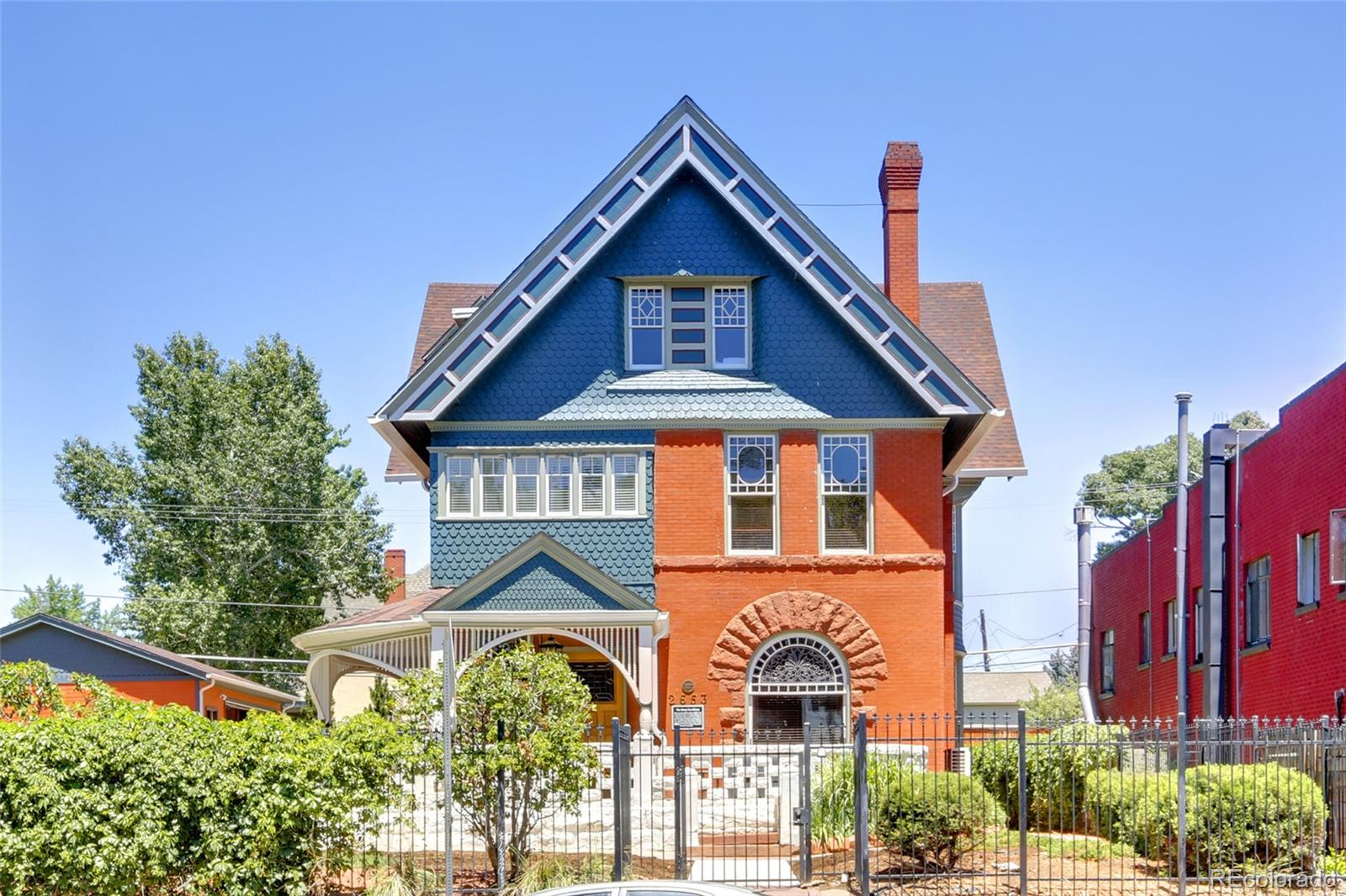 2653 W 32nd Avenue Property Photo - Denver, CO real estate listing