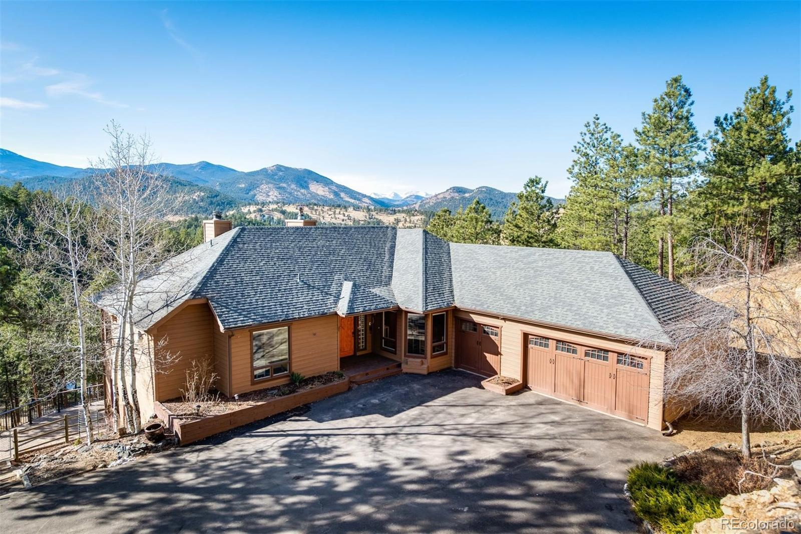 315 Humphrey Drive, Evergreen, CO 80439 - Evergreen, CO real estate listing