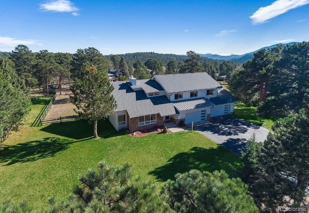 2999 Olympia Circle, Evergreen, CO 80439 - Evergreen, CO real estate listing