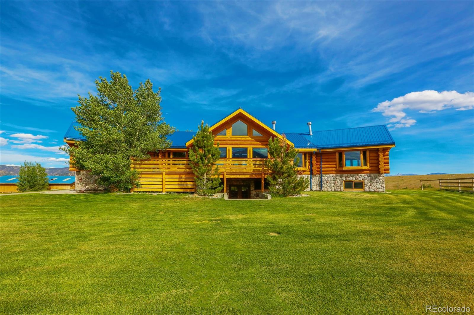 13877 W County Road 270 Property Photo - Nathrop, CO real estate listing