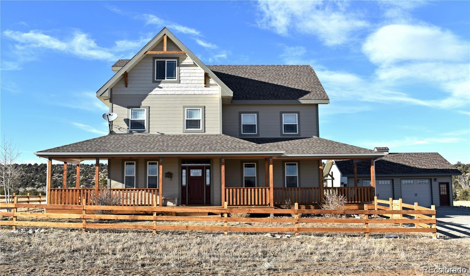 12908 County Road 162, Nathrop, CO 81236 - Nathrop, CO real estate listing