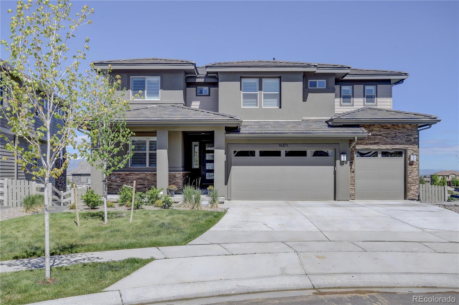 16371 Jones Mountain Way Property Photo - Broomfield, CO real estate listing