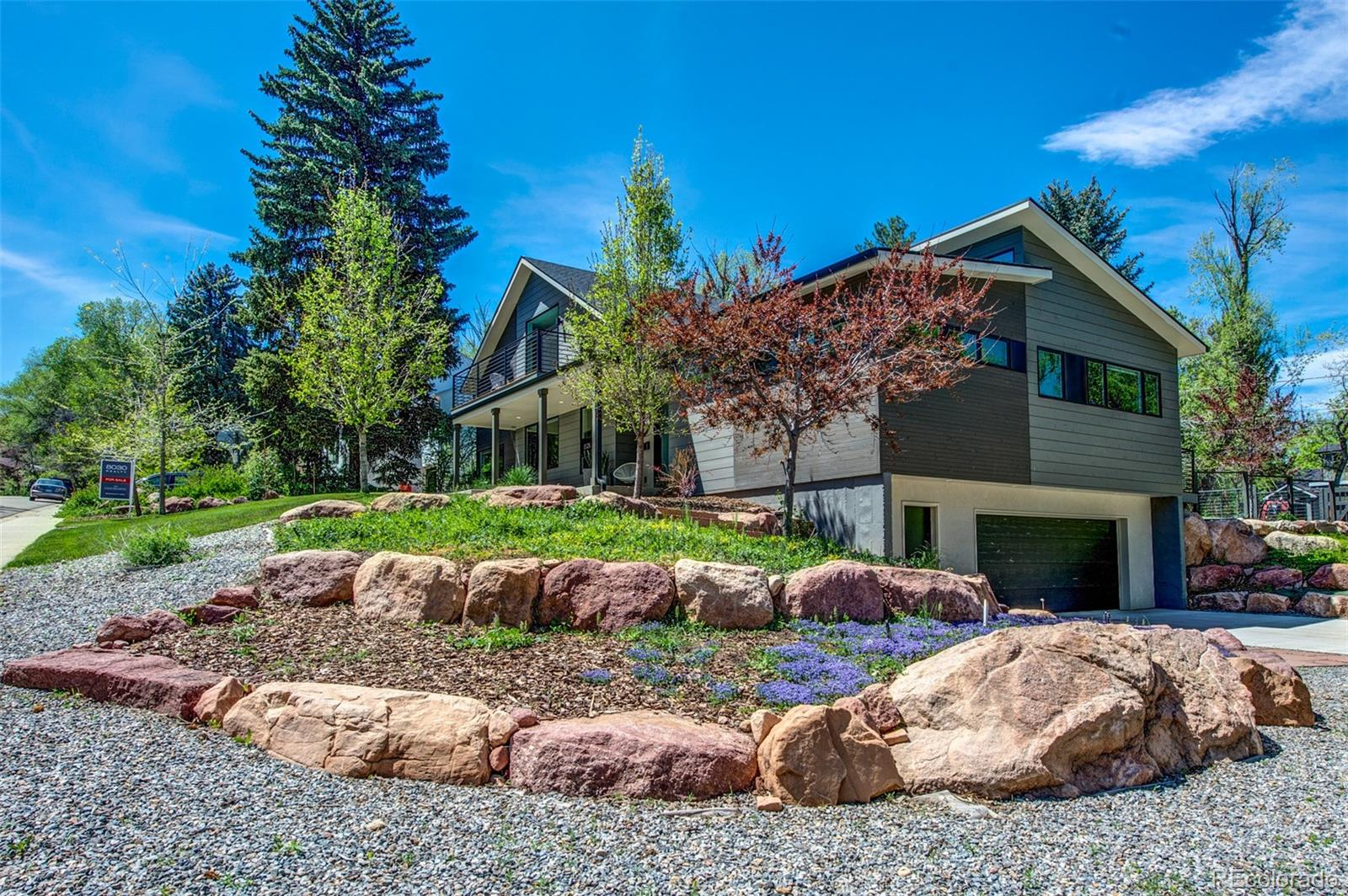 1575 Mariposa Avenue Property Photo - Boulder, CO real estate listing
