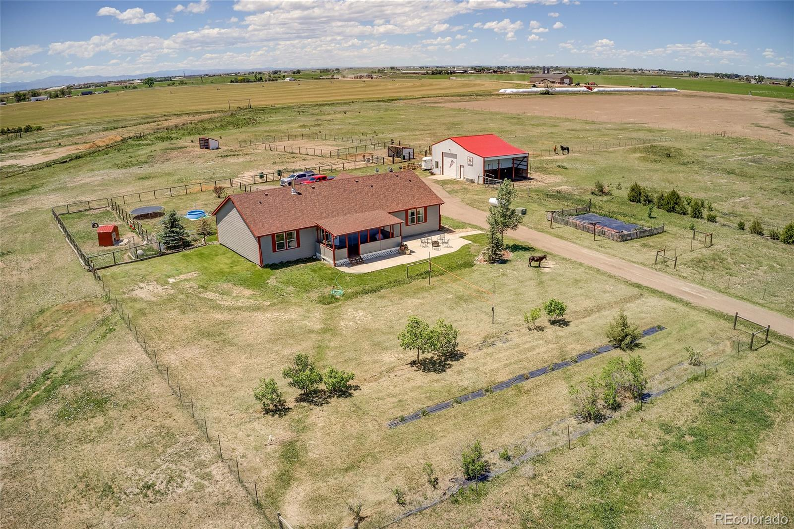 21665 County Road 80 Property Photo - Eaton, CO real estate listing