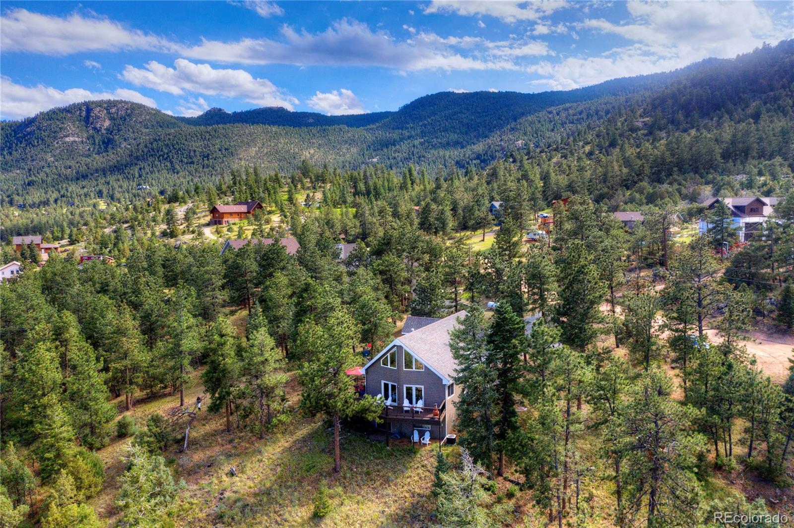 270 Choctaw Road Property Photo - Lyons, CO real estate listing