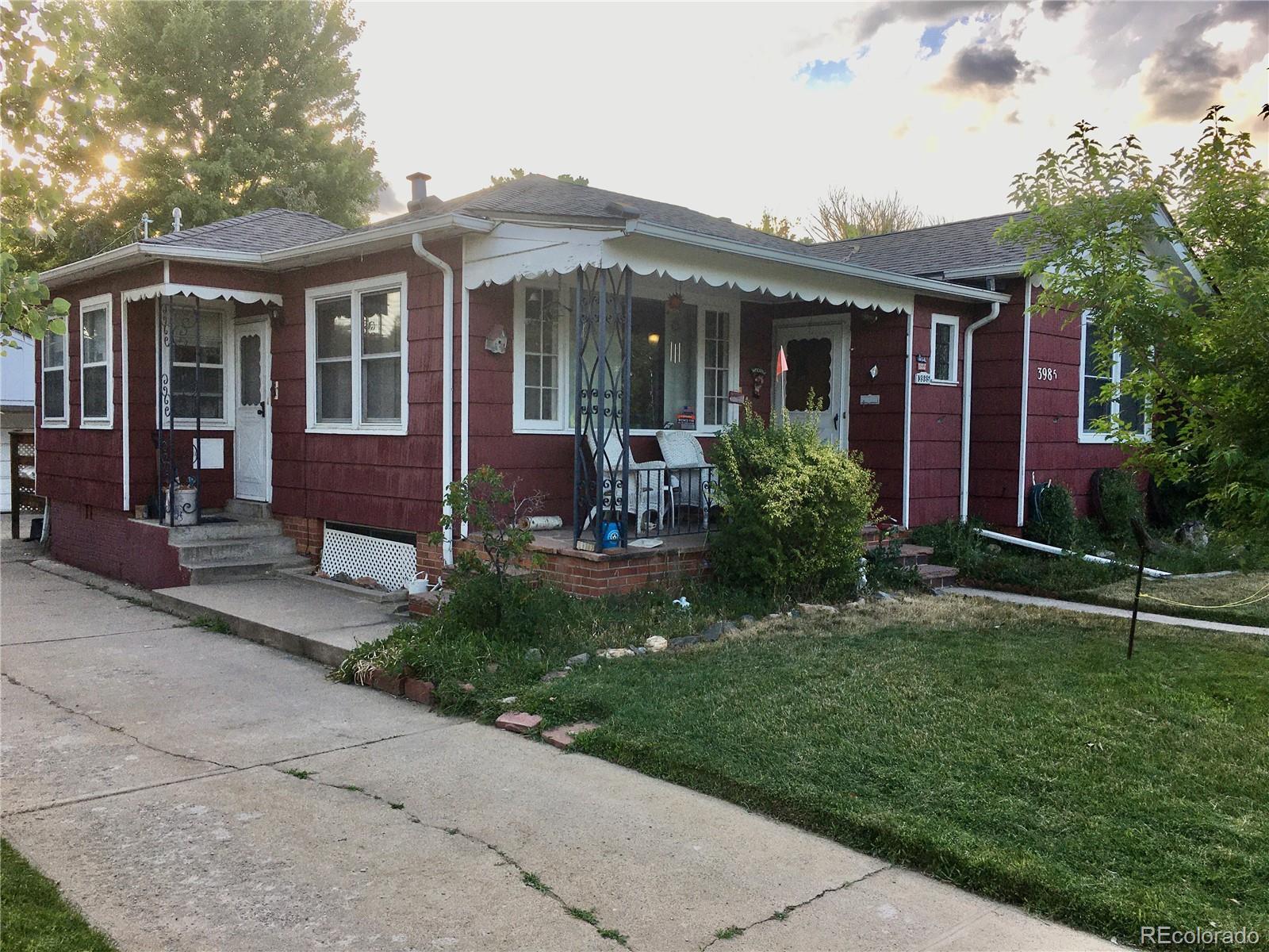3985 S Pennsylvania Street Property Photo - Englewood, CO real estate listing