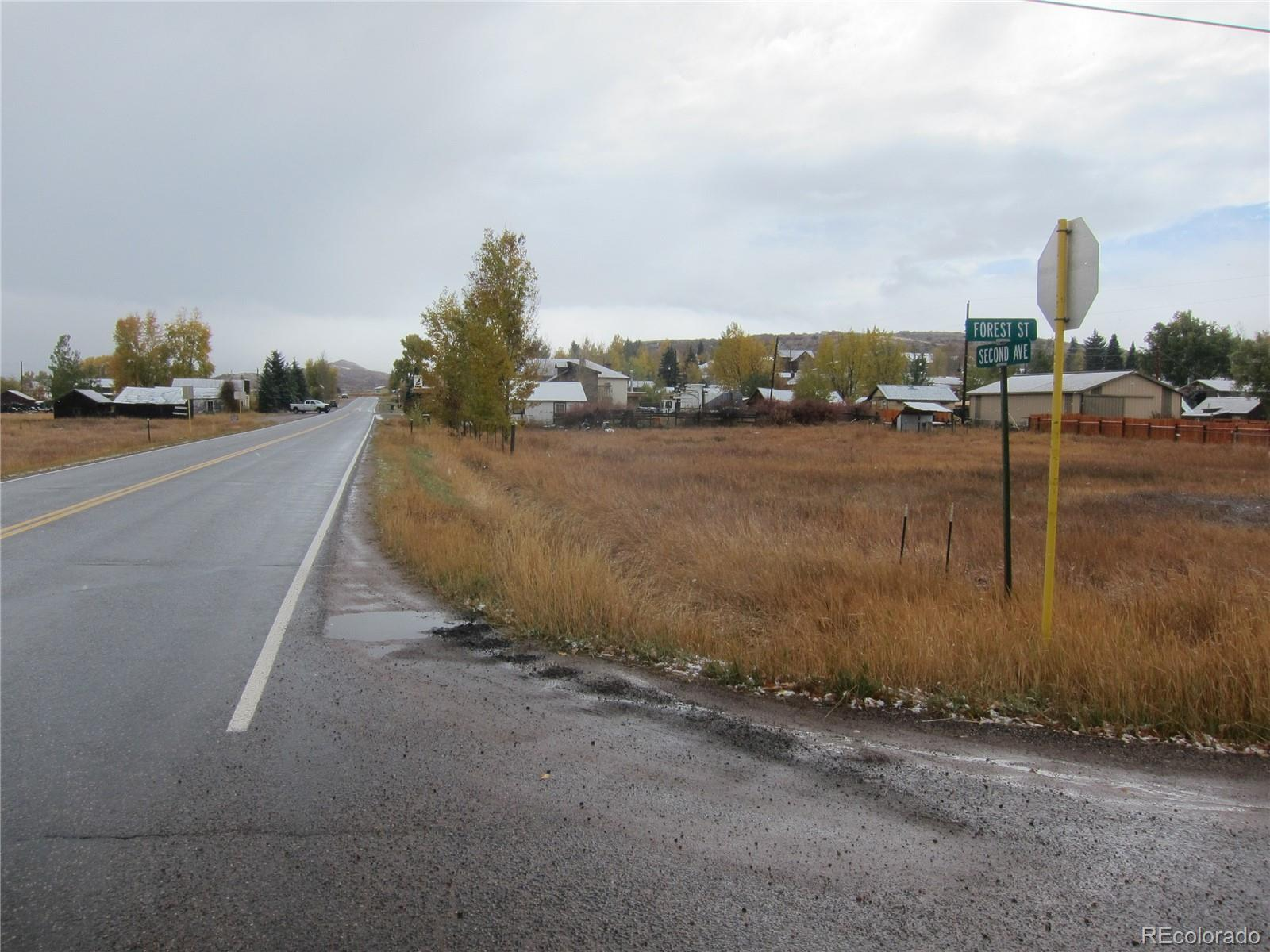 TBD Highway 131 Property Photo - Phippsburg, CO real estate listing