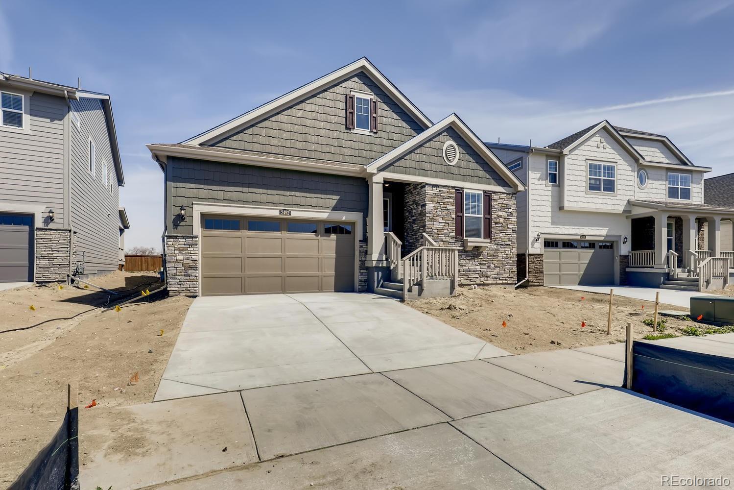 2492 Tyrrhenian Circle Property Photo - Longmont, CO real estate listing