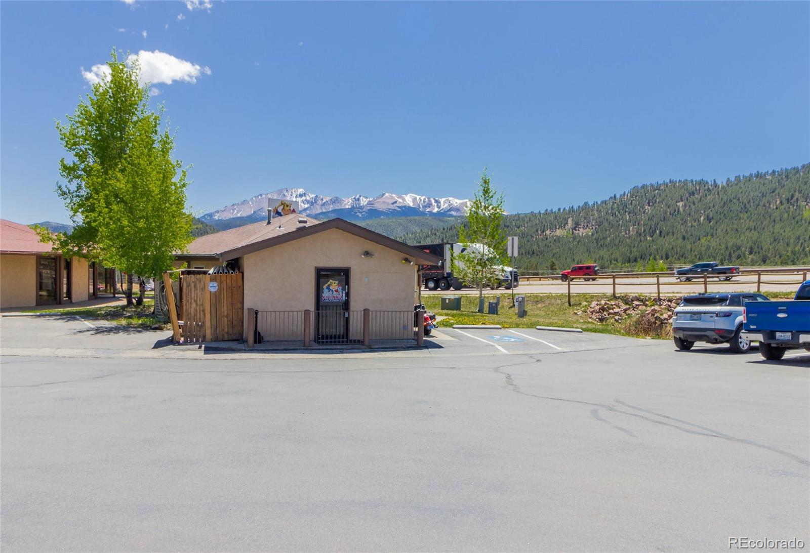 1212 1/2 E US 24 Property Photo - Woodland Park, CO real estate listing