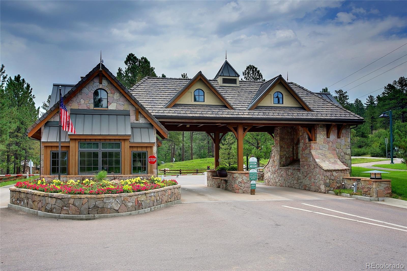 6713 Handies Peak Court Property Photo - Castle Rock, CO real estate listing