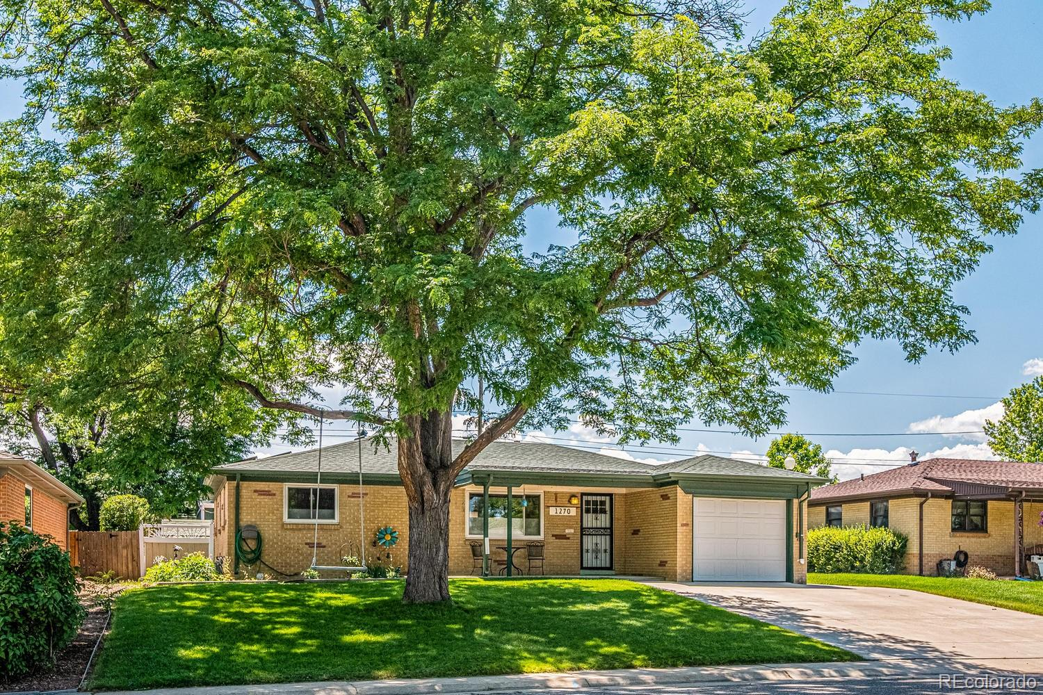 1270 W 1st Avenue Property Photo - Broomfield, CO real estate listing