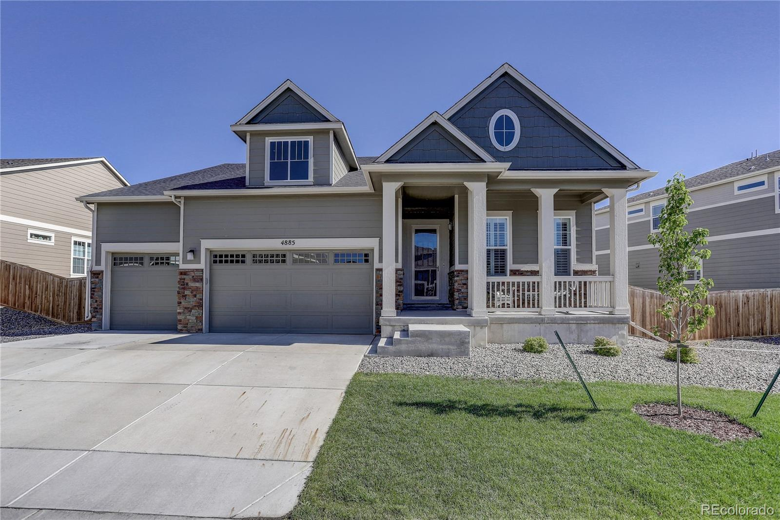 4885 E 143rd Avenue Property Photo - Thornton, CO real estate listing