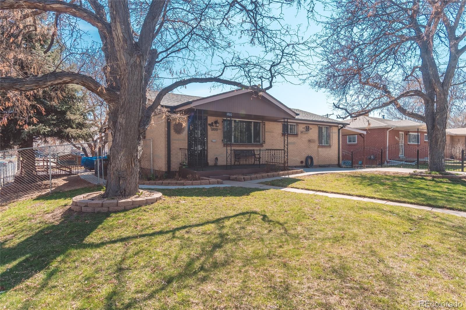1800 W Tennessee Avenue Property Photo - Denver, CO real estate listing