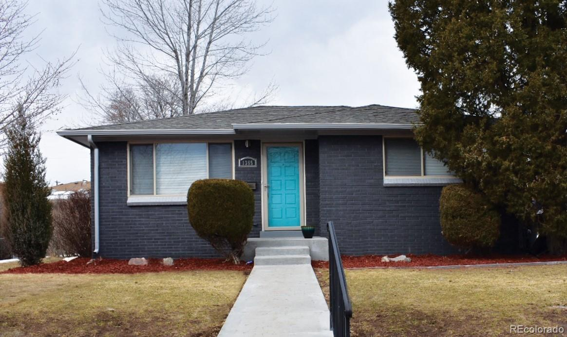1365 S Vallejo Street Property Photo - Denver, CO real estate listing