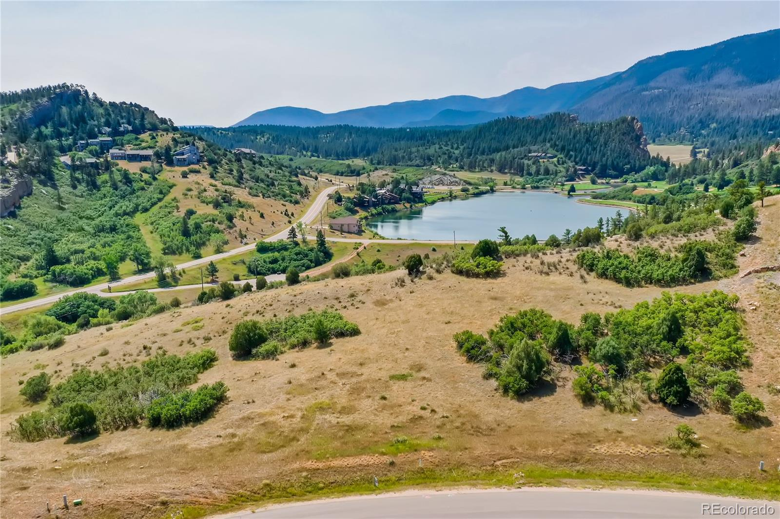 5346 Country Club Drive Property Photo - Larkspur, CO real estate listing