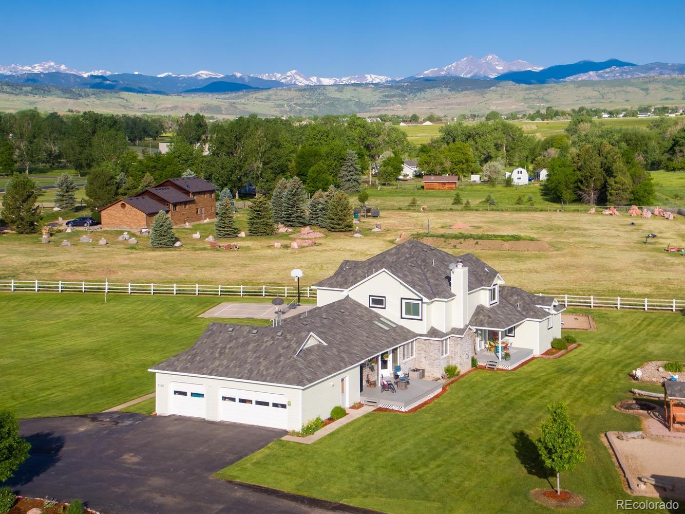 3100 Harmony Court Property Photo - Berthoud, CO real estate listing